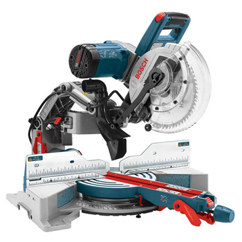 Bosch 15-Amp 10 in. Dual Bevel Glide Miter Saw Model #CM10GD