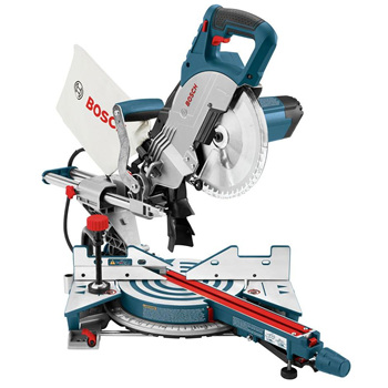 Bosch 12-Amp 8-1/2 in. Single Bevel Sliding Compound Miter Saw Model CM8S