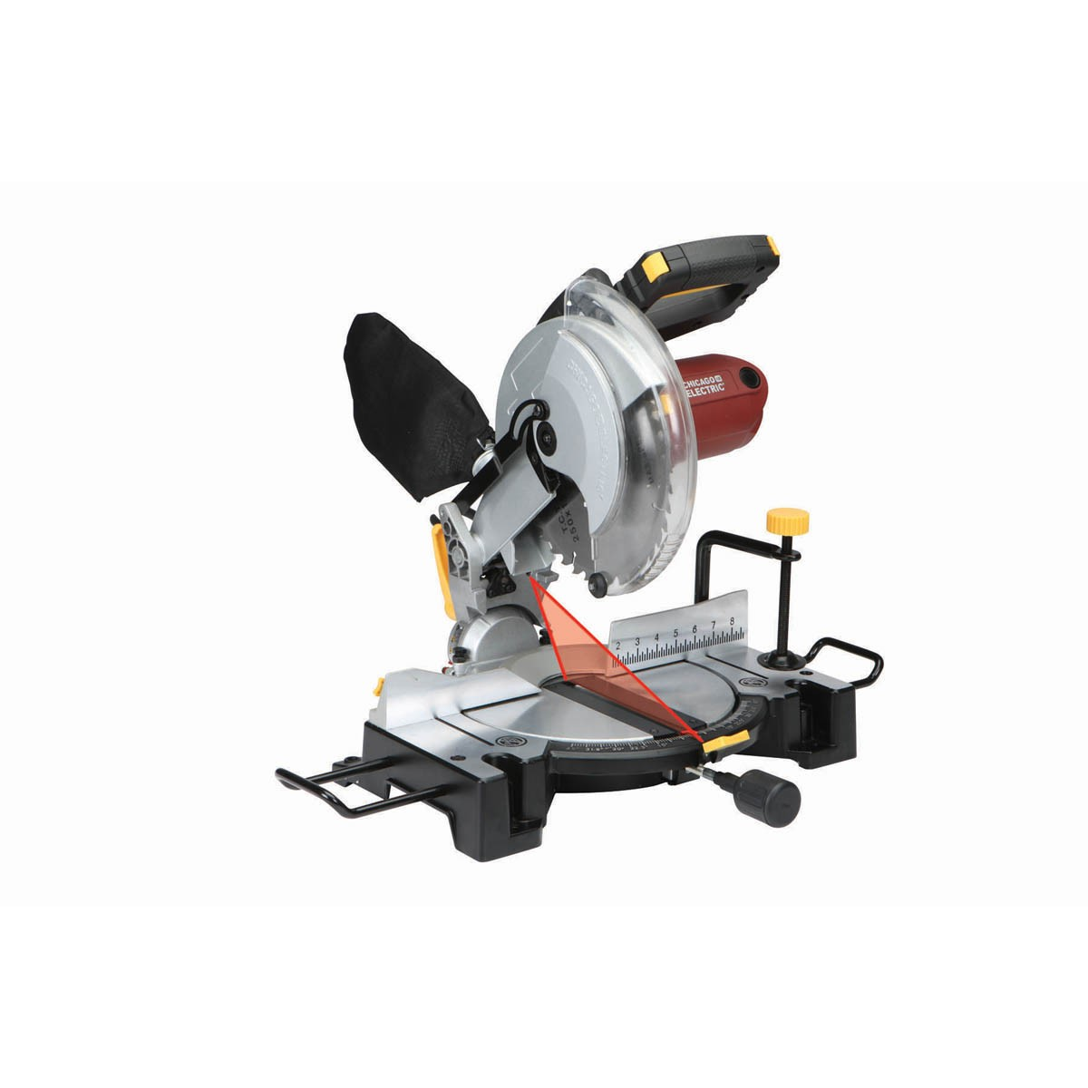 Chicago Electric Power Tools Miter Saws : Chicago Electric ...