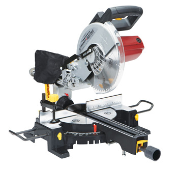 Chicago Electric Power Tools 10 In. Sliding Compound Miter Saw