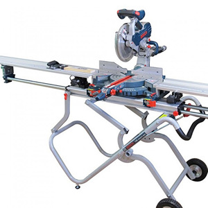 FastCap® Best Fence System for Bosch Gravity Rise™ Miter Saw Stand-Best Fence Systems