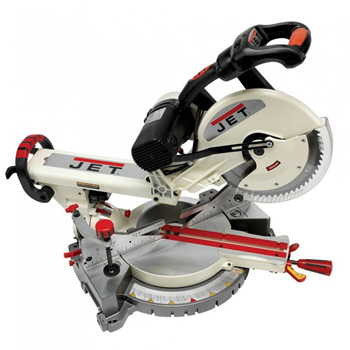 Jet® 12'' Sliding Dual Bevel Compound Miter Saw Model #B3NCH