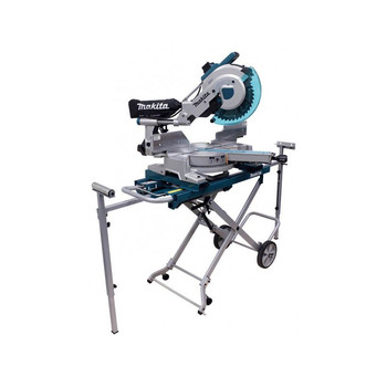 Makita LS1016LX5 10-in Miter Saw with Laser and Stand