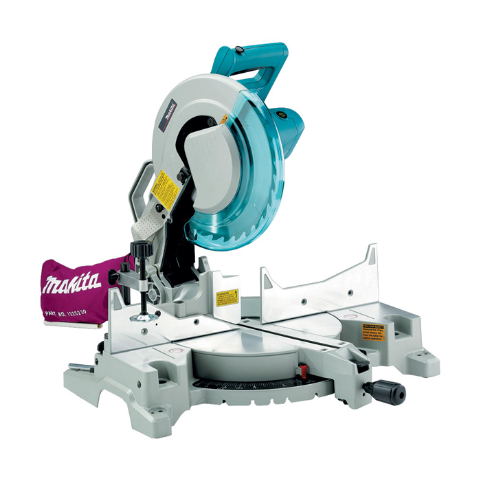 Makita 12 in Compound Miter Saw, 15 Amp, 4000 RPM, Model# LS1221