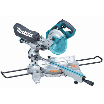 Makita LXSL01Z 18V Cordless LXT Lithium-Ion 7-1/2 in. Dual Slide Compound Miter Saw