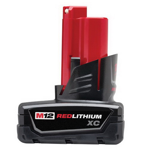 Milwaukee Tools RedLithium™ Battery - 12 Volt