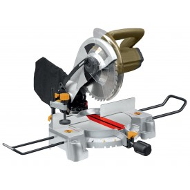 Rockwell RK7135 10-inch Compound Miter Saw 14.0 Amp with External Supports