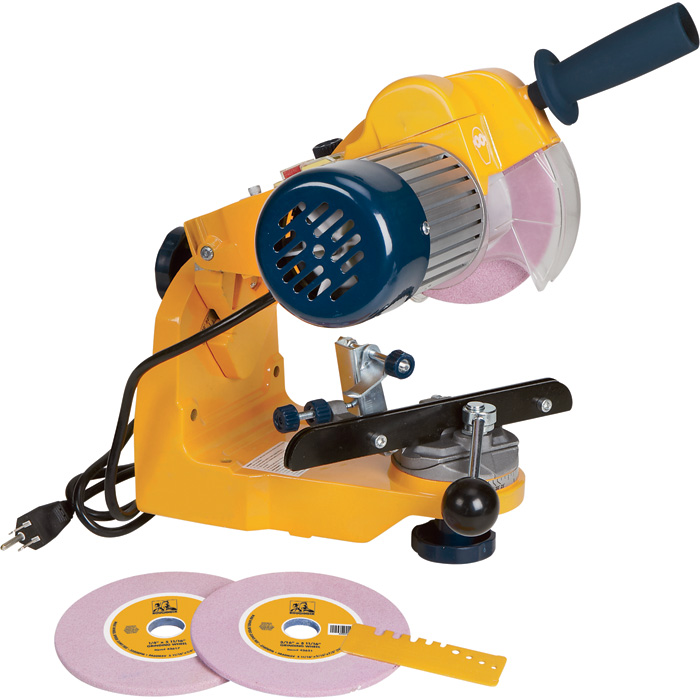 Roughneck Bench Or Wall Mounted Chain Saw Sharpener