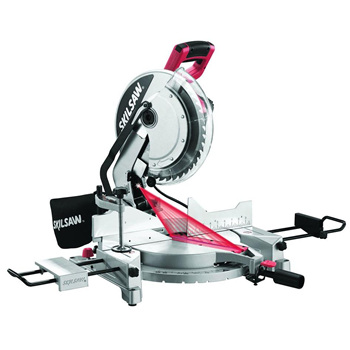 Skil 12 Quick-Mount Miter Saw with Laser